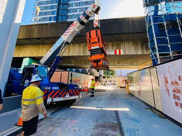Technical Demolition — Brisbane — THOR Demolition