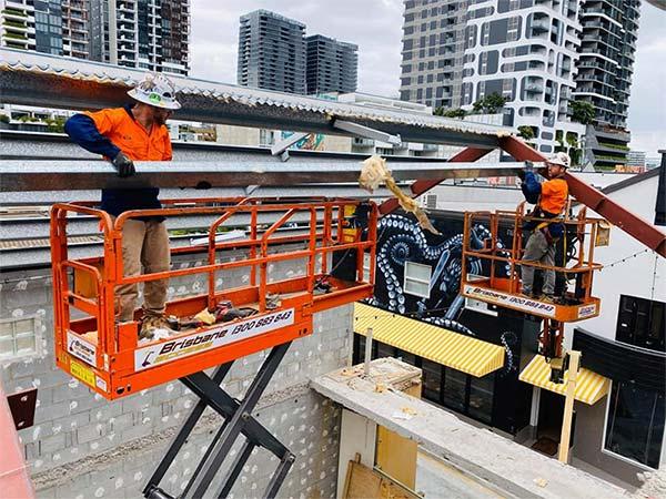 Demolition in Brisbane — Brisbane — THOR Demolition