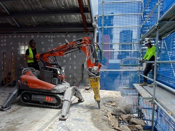 Brisbane Demolitions — Brisbane — THOR Demolition